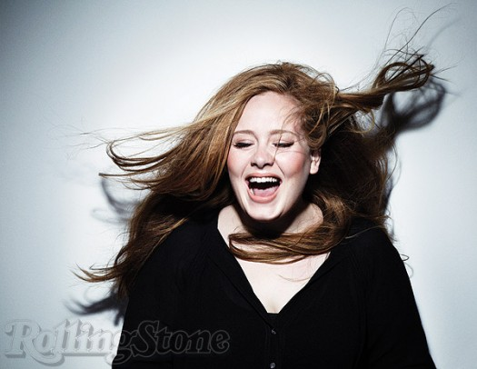 adele rolling stone magazine 2011 may issue cover story chasing pavements rolling in the deep album cover 19 21