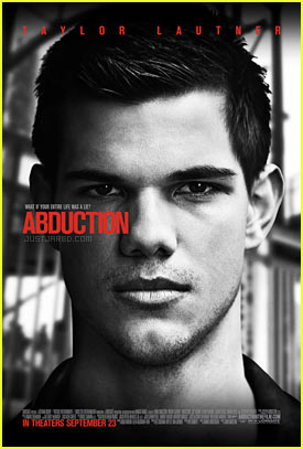 taylor lautner sexy hot promo one sheet movie poster abduction hot rare new moon twilight jacob shirtless fine sexy hot rare abs muscle bicep
