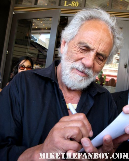 Tommy Chong cheech and chong signed autograph up in smoke dvd rare promo hot sexy damn weed