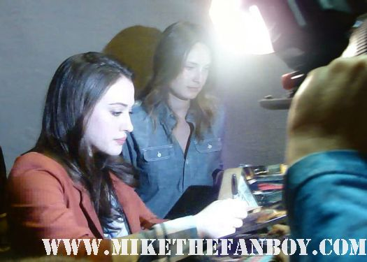 kat dennings signed autograph 40 year old virgin nude nick and nora's infinite playlist thor hot complex magazine rare