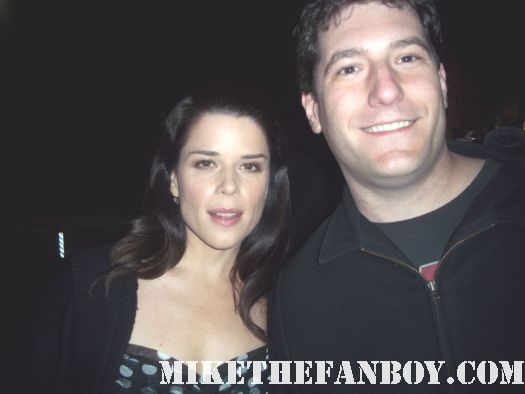 neve campbell mike sametz the craft scream 4 sidney prescott rare signed autograph party of five hot rare promo