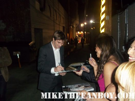 garrett hedlund hot sexy rare tron legacy four brothers friday night lights hot sexy damn fine abs muscle signed autograph