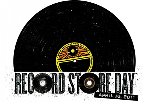 record store day april 16, 2011 rare logo lady gaga born this way picture disc, tron daft punk picture disc rare hot promo limited edition