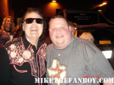 country music ronnie milsap rare 2011 photo now smoky mountain rain grammy winner fan photo fan friendly cd promo