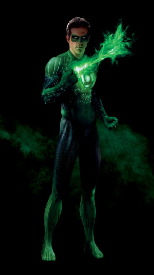 green lantern suit ryan reynolds hal jordan sexy hot rare green muscle workout dc comics movie warner bros rare hot