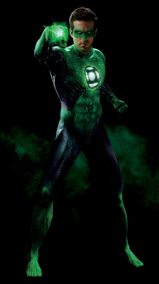 green lantern suit close up ryan reynolds rare muscle hot sexy fine the proposal movie dc comics two girls and a guy damn fine