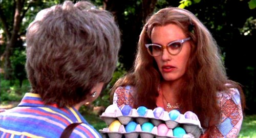 steel magnolias easter egg hunt scene press still daryl hannah shirley maclaine quotes rare press still promo rare bunny pink and pink