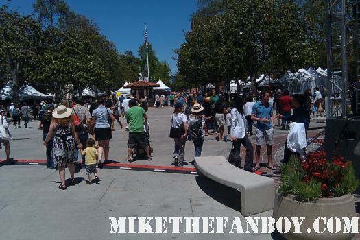 los angeles times festival of books 2011 rare signed autograph book signing autographs author signings rare Festival Tents 4