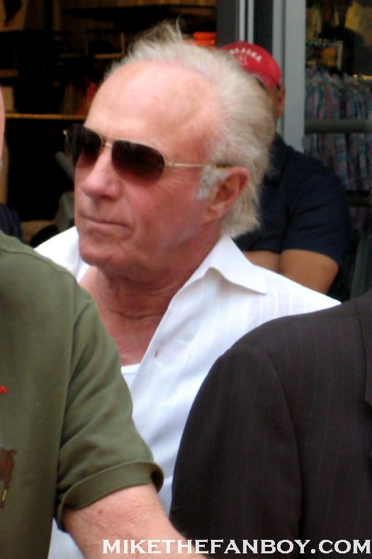 james caan arriving to jane morgan's walk of fame star ceremony rare scott promo total recall promo goodfellas