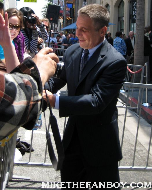 tony danza signed autograph signing signature jane morgan's walk of fame star ceremony rare who's the boss