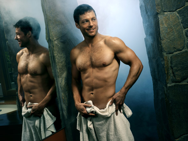 jamie bamber shirtless sexy hot naked battlestar galactica rare promo hot sexy lee apolo adama