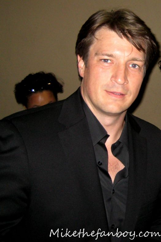nathan fillion fan photo sexy hot photo shoot rare castle firefly captain mal hot rare shirtless damn fine waitress buffy firefly serenity figure desperate housewives promo mayfair