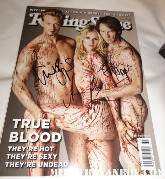 Can suggest true blood rolling stone naked cover good phrase