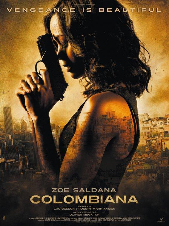 colombiana Amandla Stenberg hunger games rue zoe saldana promo hot sexy angelina jolie wanted poster rare hot promo naked
