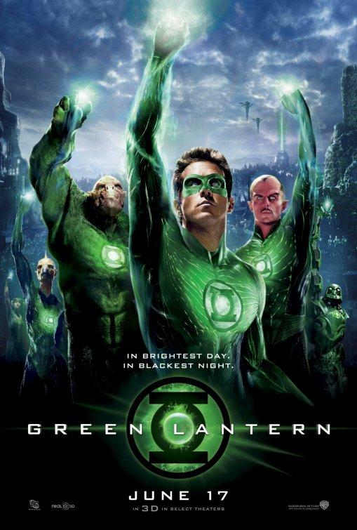 ryan reynolds rare armpit green lantern one sheet movie poster hot sexy promo rare one sheet promo box hot