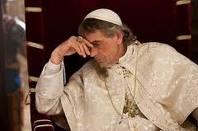 the borgias rare press still pope crime family jeremy irons rare white promo robe hot rare
