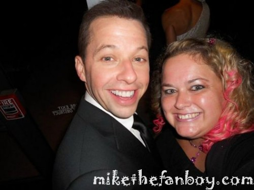 pretty in pink star jon cryer fan photo signed autograph pretty in pinky hiding out two and a half men rare promo