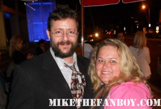 breakfast club signed autograph judd nelson rare pretty in pinky mike the fanboy hot john bender now 2011 where is he now