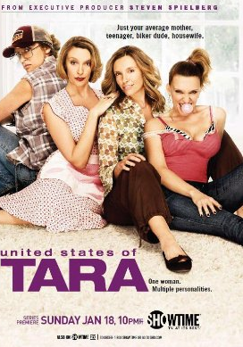 The united states of tara rare season 1 promo poster toni collette rare one sheet movie poster hot sexy fright night little miss sunshine promo hot adorable emmy winner cancelled