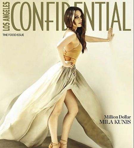 mila kunis sexy magazine cover friends with benefits rare promo photo shoot hot rare forgetting sarah marshall black swan rare signed autograph