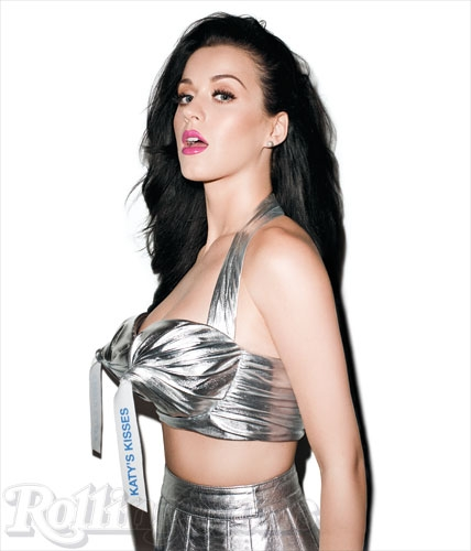 Katy Perry rolling stone magazine sexy hot cover july 2011 hershey's kiss sex rare promo hot and cold tgif photo shoot rare promo magazine cover hot sexy