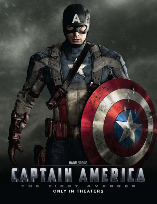 captain america one sheet movie poster chris evans sexy hot rare promo poster marvel first avenger promo shield hot sexy muscle buff chris evans hugo weaving matrix
