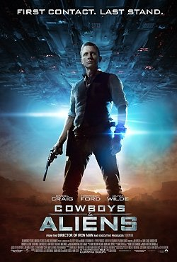 rare cowboys and aliens rare mini promo poster olivia wilde harrison ford daniel craig hot sexy promo jon favreau signed autograph indiana jones tron legacy daniel craig individual mini movie poster hot sexy promo