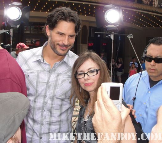 joe manganiello true blood signed autograph sexy hot extra grove rare promo damn fine fan friendly photo shoot sexy sex workout abs photoshoot gq magazine true blood season 4 hot pecs muscle