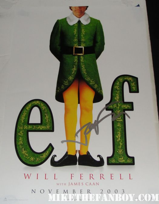 on-Favreau-signs-autographs-at-the-zookeeper-world-movie-premiere iron man promo signed autograph elf made rare promo swinger promo dvd jon favreau signed autograph elf mini movie poster signed autograph promo rare will ferrell