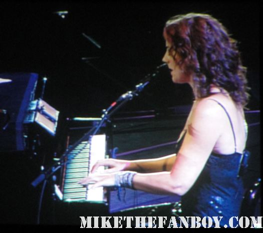 sarah mclachlan live in concert at the hollywood bowl july 16 2011 hot sexy rare photoshoot promo concert review