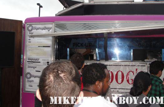 San diego comic con 2011 sdcc 2011 final destination 5 rare game area promo free hot dogs