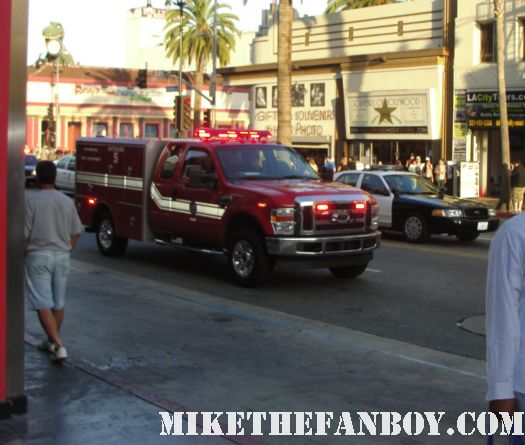 the los angeles riots on hollywood blvd ambulance rare cascade riots electricladyland promo hot ambulance for rioters