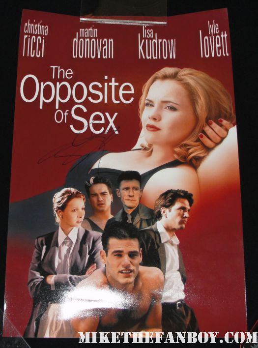 johnny galecki signed the opposite of sex promo mini poster at san diego comic con 2010 san diego comic con 2010 rare san diego comic con 2010 san diego comic con 2010 san diego comic con 2011 sdcc 2011 san diego comic con 2010 sdcc 2010