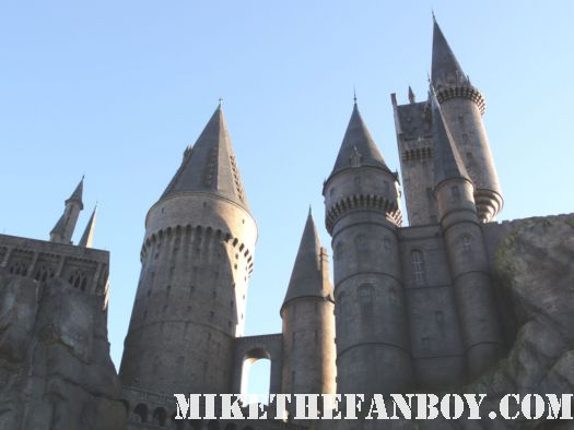 hogwarts castle at the wizarding world of harry potter at universal studios orlando florida