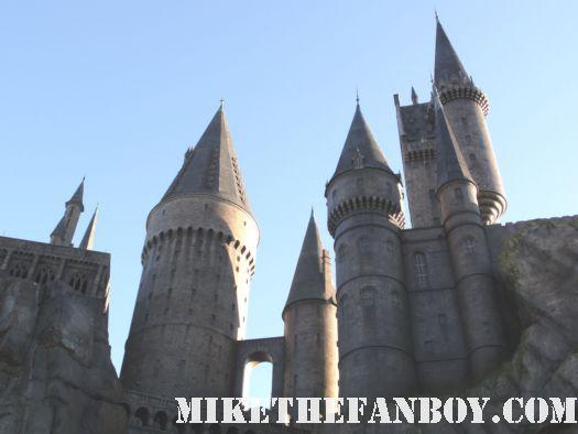 hogwarts castle at the wizarding world of harry potter at universal studios orlando florida