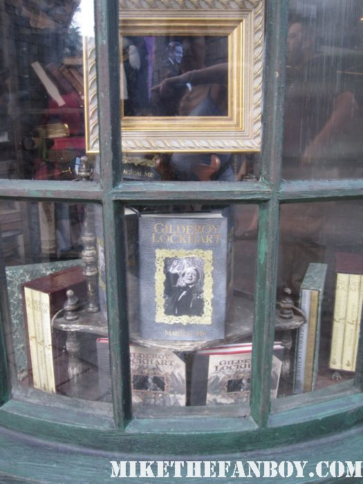 lockhart's biographies the wizarding world of harry potter at universal studios orlando florida