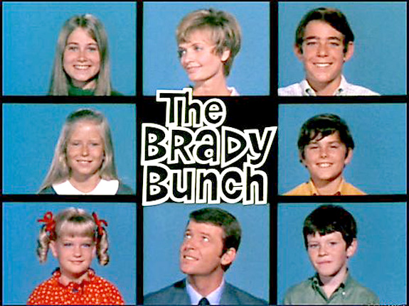 the brady bunch opening title sequence rare logo promo hot florence henderson rare