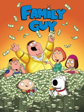 family guy san diego comic con rare limited edition fox poster 2011 sdcc 2011 rare signed autograph
