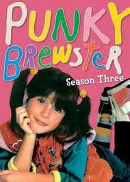 Soleil Moon Frye punky brewster season 3 rare dvd cover art rare promo hot george gaines
