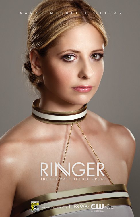 the ringer cw rare promo poster sarah michelle gellar rare hot sexy buffy the vampire slayer cruel intentions hot sexy promo photo shoot