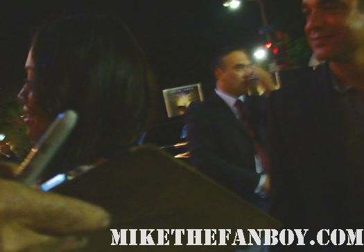 rosario dawson signs autographs after the world premiere of zookeeper in westwood ca hot sexy photoshoot rare