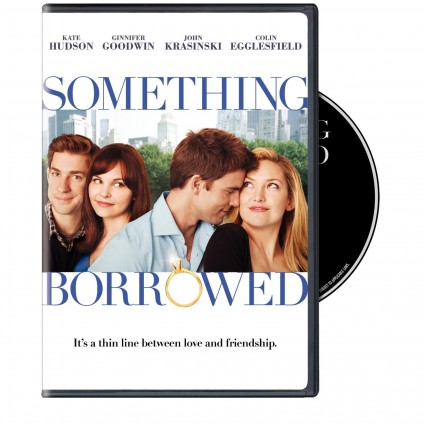 something borrowed dvd cover art rare kate hudson ginnifer goodwin dvd cover promo poster rare hot sexy