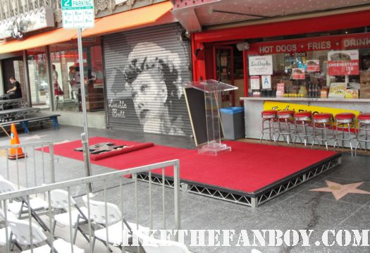 The Go-go's walk of fame star ceremony on hollywood blvd we got the beat belinda carlisle charlotte caffey jane wiedlin gina schock kathy valentine