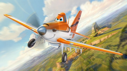 walt disney's planes dusty the hero crop duster revealed at the d23 expo 2011 by john lasseter