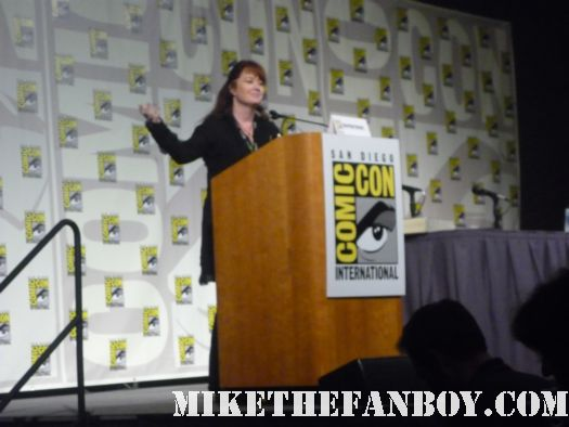Kenyon Panel the novel strumpet from mike the fanboy at the with author kim harrison at  san diego comic con 2011 sdcc 2011 rare book lovers promo hot rare promo free books