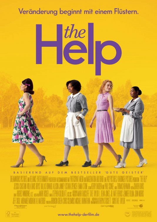 the help rare german one sheet movie poster emma stone bryce dallas howard rare promo poster hot easy a