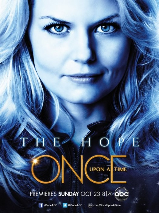 once upon a time rare abc promo poster emma swan the hope rare lost tron legacy jennifer morrison warrior promo poster abc pilot snow white fairytale d23 convention