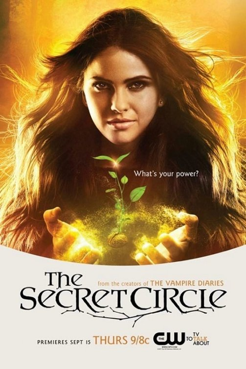 the cw's secret_circle rare promo poster comic con 2011 shelly henning diana meade individual promo poster secret circle