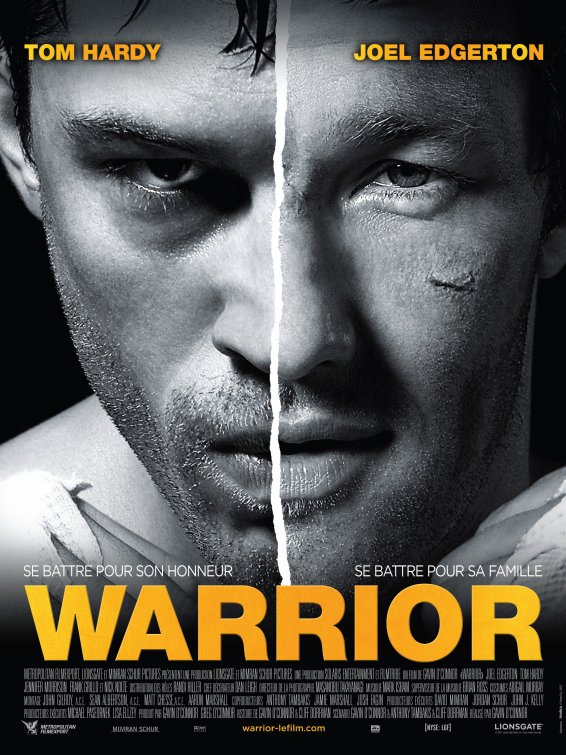 warrior version 4 tom hardy joel eccleston one sheet movie poster promo hot sexy boxers damn fine rare hot shirtless sexy photo shoot pecs muscle