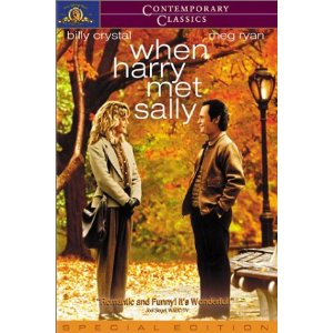 when harry met sally rare promo press still meg ryan billy crystal hot car intro dvd release dvd cover promo poster